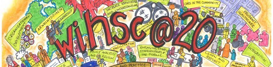 WIHSC 20th Anniversary Graphic