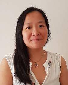 Hazel Hung, WORIC business development manager