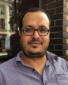 Mahmod Sahal, WORIC PhD student