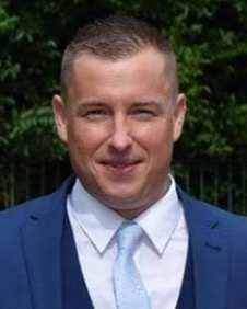 Adam Jones, smaller picture, PhD student, WORIC