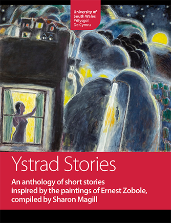 Ystrad Stories iBook cover