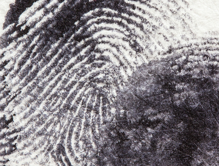fingerprint Criminology Research header