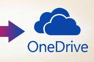 Google Drive -> OneDrive