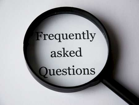 FAQs - Frequently Asked Questions