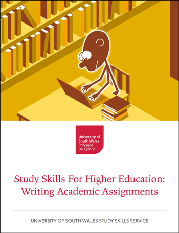Study Skills for Higher Education: Writing Academic Assignments — book cover