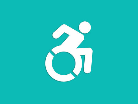 Accessibility Icon project logo wheelchair