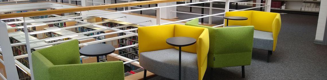 Glyntaff library
