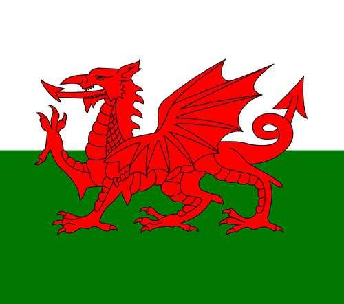 Wales Flag 2